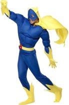 Bananaman Kostuum   Officieel Bananaman Superheld   Man   Medium   Carnaval kostuum   Verkleedkleding