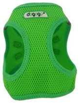 Dogogo Air Mesh tuig, groen, maat S