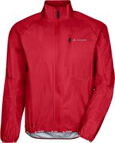 VAUDE Drop III Jas Heren, indian red Maat S
