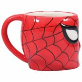 Marvel - Spiderman Shaped Mug