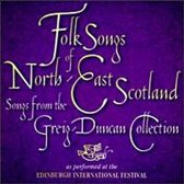 Folk Songs Of North-East Scotland