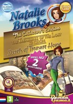 Natalie Brooks: Secrets Of Treasure House + The Treasures Of the Lost Kingdom - The Collector's Edition - Windows