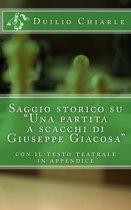 Saggio storico su ''Una partita a scacchi di Giuseppe Giacosa''