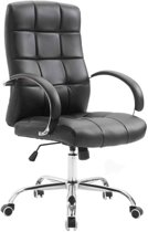 Clp Managerstoel MIKOS - ergonomisch - zwart