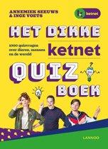 Het dikke Ketnet quizboek