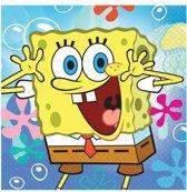 20 Napkins SpongeBob 33 x 33 cm