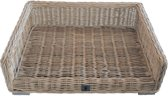 Boony est1941 hondenmand rotan bed 85x60 cm