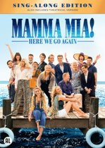 DVD cover van Mamma Mia! Here We Go Again