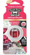 Yankee Candle Car Vent Clip Red Raspberry