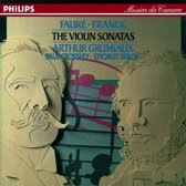 Faure; Franck: The Violin Sonatas / Grumiaux
