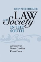 Law and Society in the South