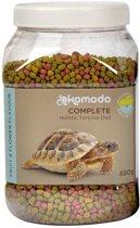 Komodo Complete Schildpadvoer - Fruit/Bloem - 680 gr