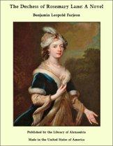 The Duchess of Rosemary Lane: A Novel