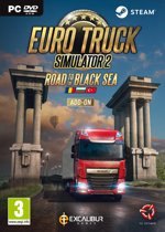 Euro Truck Simulator 2: Road to the Black Sea - Add-On - Windows Download