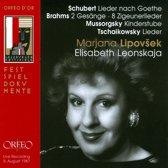 Marjana Lipovsek Liederabend
