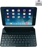 Logitech Ultrathin QWERTY Keyboard Cover voor de iPad Mini - Zwart