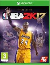 NBA 2K17 -  Kobe Legend Edition - Xbox One