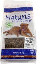 Naturis brok geperst high energy kip hondenvoer 5 kg