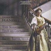 Barton/... - Violin Sonatas