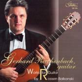 Works for Guitar by Rossen Balkanski