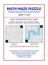 Math Maze Puzzle