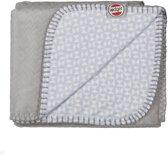 Lodger Babydeken - Dreamer Flannel - Grijs - 75x100 cm