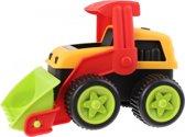 Yello loader groen/oranje 15 cm
