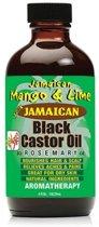 Jamaican Mango & Lime Black Castor Oil Rosemary 118 ml
