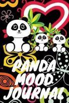 Panda Mood Journal