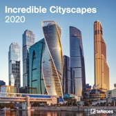 Incredible City Scapes 30 X 30 Cm Grid C