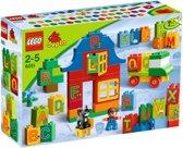 LEGO DUPLO Spelen Met Letters - 6051