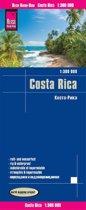 Reise Know-How Landkarte Costa Rica 1:300.000