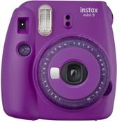 Fujifilm Instax Mini 9 - Clear Purple