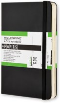 Moleskine Europe - City Notebook Paris