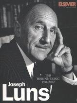 Ter herinnering Joseph Luns