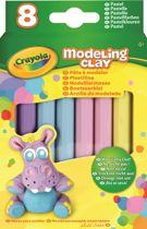 Crayola Boetseerklei - PastelKleuren
