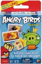 Mattel Kaartspel angry birds