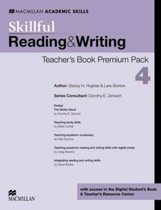 Skillful 4 (Advanced) Reading and Writing Teacher's Book with Digital Student's Book & Online Practice