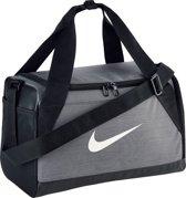 ced75f4400e Nike Nk Brsla Xs Duff Sporttas Unisex - Flint Grey/Black/White