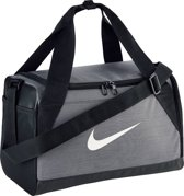 5364c40d2c0 Nike Nk Brsla Xs Duff Sporttas Unisex - Flint Grey/Black/White