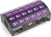 BeamZ BUV463 Blacklight UV stroboscoop met 24 LED's
