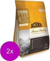 Acana Classics Prairie Poultry Kip&Kalkoen - Hondenvoer - 2 x 2 kg