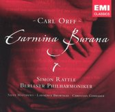 Simon (Sir)/ Berlin Ph Rattle - Orff Carmina Burana / Berlin