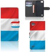 Bookstyle Case LG Q6 | LG Q6 Plus Luxemburg