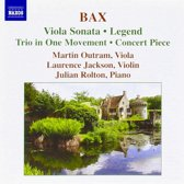 Bax:Viola Sonata.Trio In One M