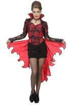 Vampier & Dracula Kostuum | Hunkeren Naar Bloed Vampier | Vrouw | Maat 40 | Halloween | Verkleedkleding