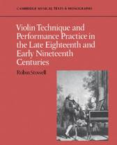 Cambridge Musical Texts and Monographs