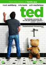 DVD cover van Ted