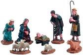 Lemax Nativity Figurines