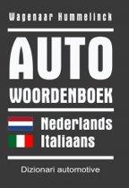 AUTOWOORDENBOEK NEDERLANDS-ITALIAANS